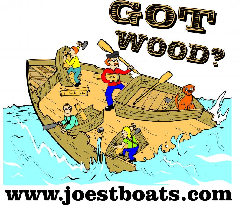 "JOEST BOATS - ""GOT WOOD""?"